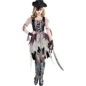 Haunted Pirate Wench Halloween Costume